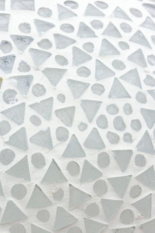 Sfeerverlichting Online - Detail mozaïek transparant Classic