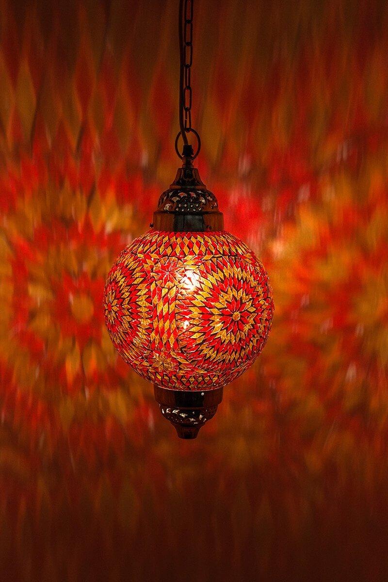 Mumbai rood oranje aan