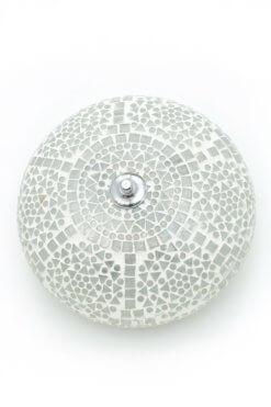 Sfeerverlichting-Online - Mozaïek plafonnière 50 cm Puna Classic