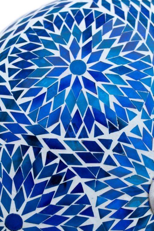 Sfeerverlichting Online - Blauw paars bohemian
