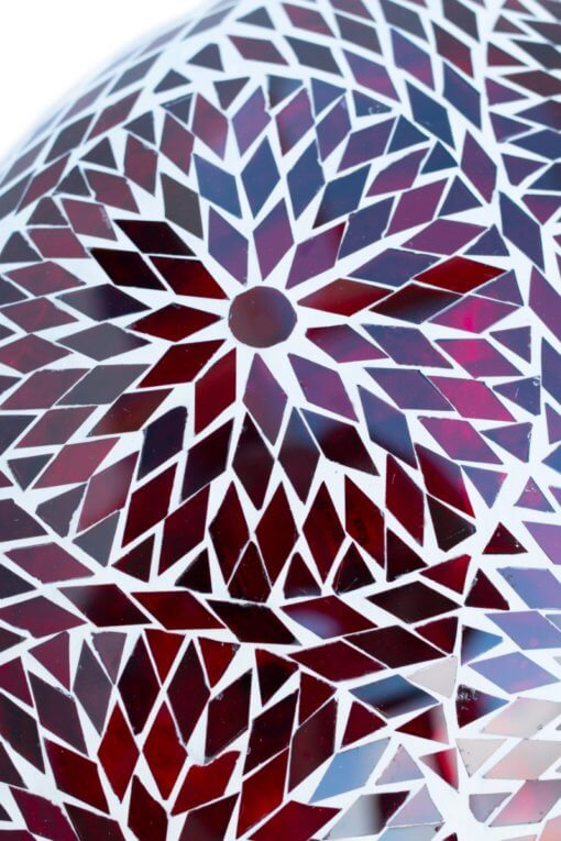 Sfeerverlichting Online - Rood-bohemian