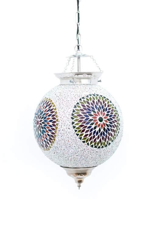 Oosterse lamp Beads uit
