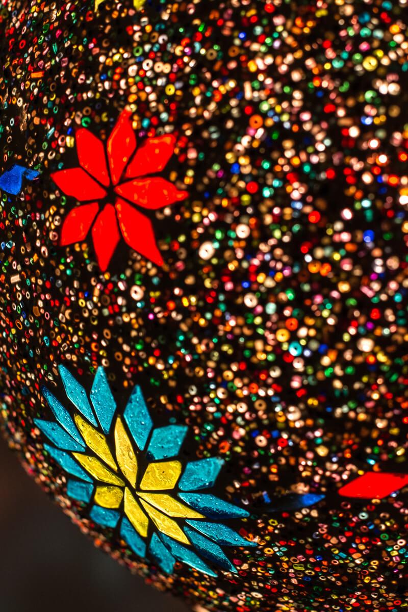 Wonderlijk Turkse mozaiek tafellampen koop je bij Sfeerverlichting Online. PG-75