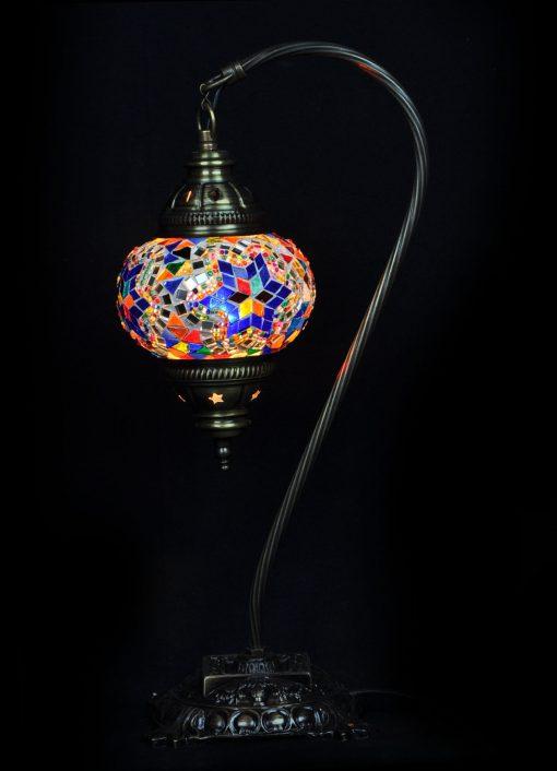 Tafellamp Multicolour - sfeerverlichting-online.nl