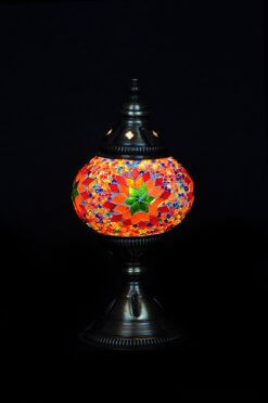Turkse lamp multicolour