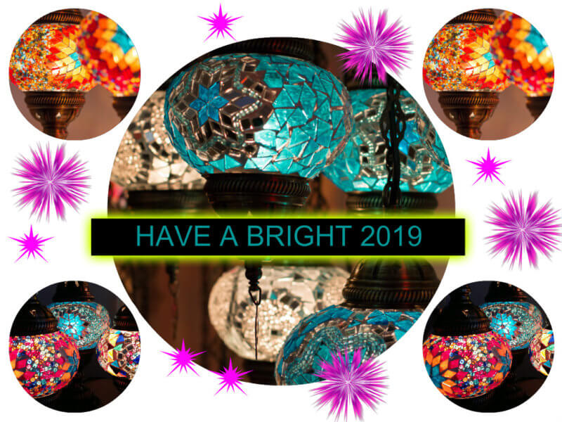Have a bright 2019
