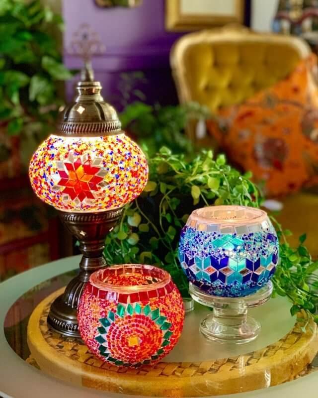 De specialist als het gaat om sfeervolle en kleurrijke oosterse decoratie voor in huis - Sfeerverlichting Online