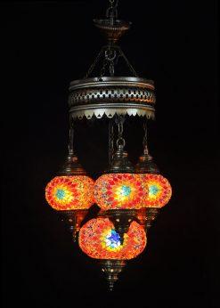 Hanglamp multicolour